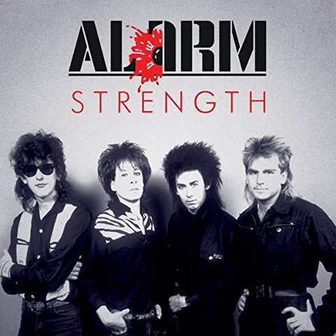 <b>The Alarm </b><br><i>Strength</i>