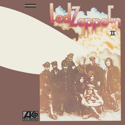 <b>Led Zeppelin </b><br><i>Led Zeppelin II</i>