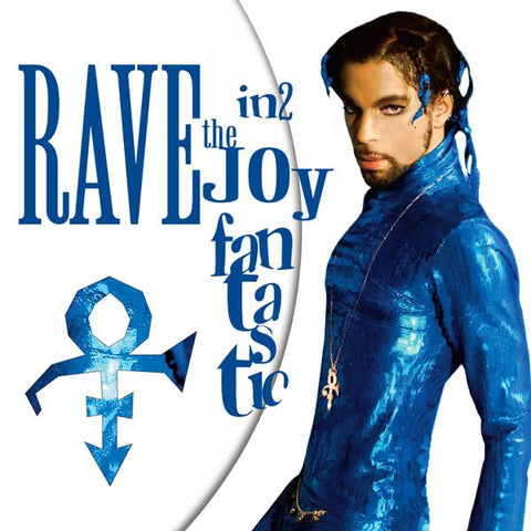 <b>The Artist (Formerly Known As Prince) </b><br><i>Rave In2 To The Joy Fantastic (2LP / Purple Vinyl / 150G)</i>