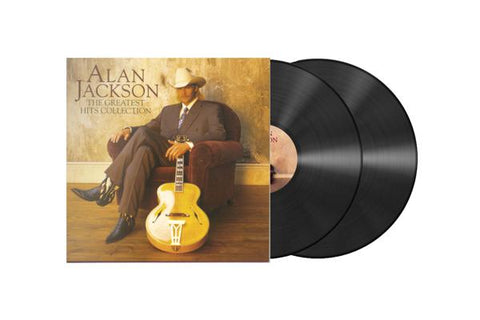 <b>Alan Jackson </b><br><i>The Greatest Hits Collection</i>