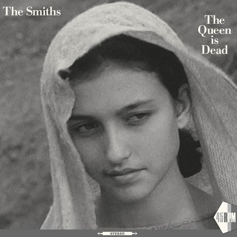 "<b>The Smiths </b><br><i>The Queen Is Dead [7"" Picture Disc] [Indie-Exclusive]</i>"