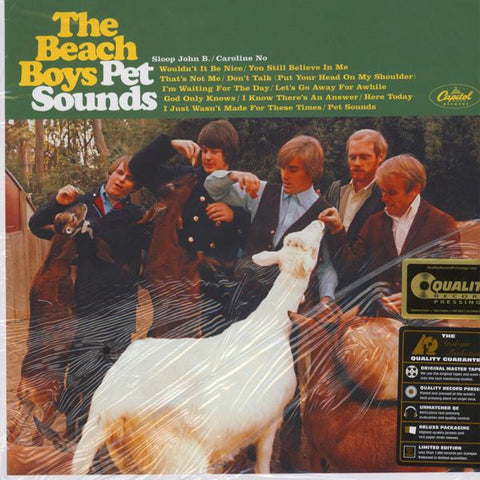 <b>The Beach Boys </b><br><i>Pet Sounds [2LP, 45 RPM, Mono]</i>