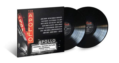 <b>Various </b><br><i>The Apollo (Soundtrack)</i>