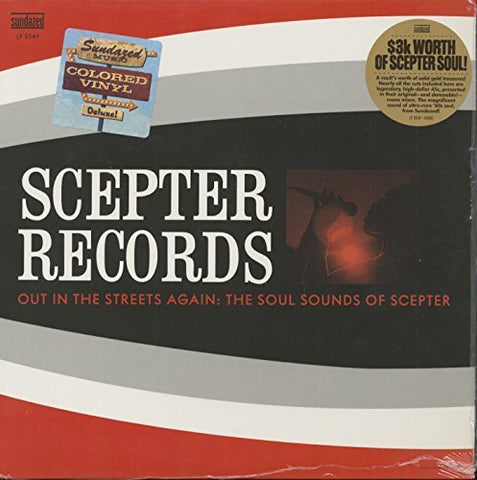 <b>Various</b><br><i>Scepter Records Out In The Streets Again</i>