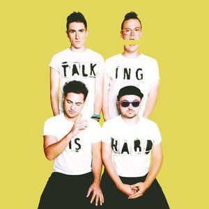 <b>Walk The Moon </b><br><i>Talking Is Hard</i>