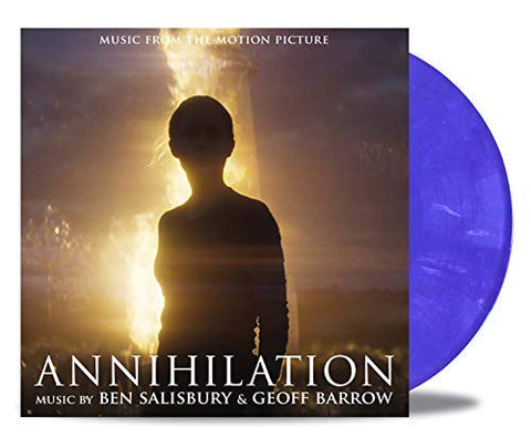 <b>Ben Salisbury, Geoff Barrow </b><br><i>Annihilation (Music From The Motion Picture)</i>