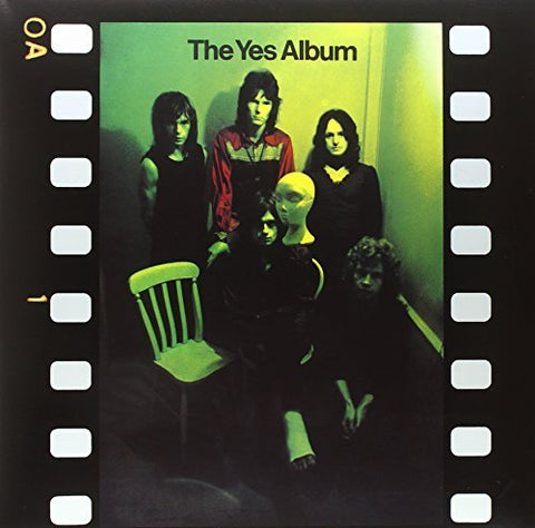 <b>Yes </b><br><i>The Yes Album</i>