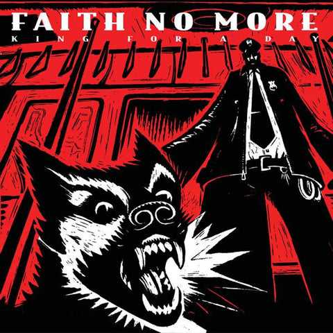 <b>Faith No More </b><br><i>King For A Day Fool For A Lifetime</i>