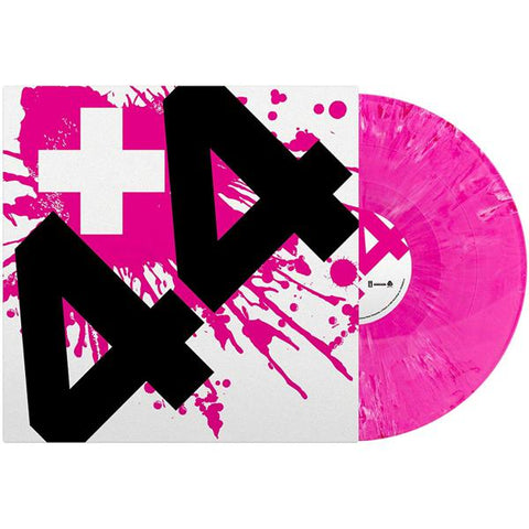 <b>+44 </b><br><i>When Your Heart Stops Beating [Pink Vinyl]</i>