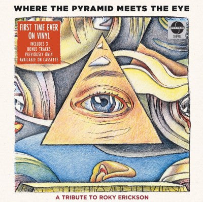 <b>Various Artists </b><br><i>Where The Pyramid Meets The Eye--a Tribute To Roky Erickson</i>