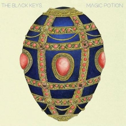 <b>Black Keys, The </b><br><i>Magic Potion</i>