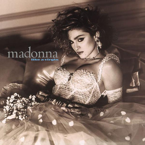 <b>Madonna </b><br><i>Like A Virgin [Clear Vinyl]</i>