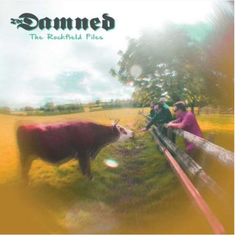 <b>The Damned </b><br><i>The Rockfield Files [Colored Vinyl]</i>