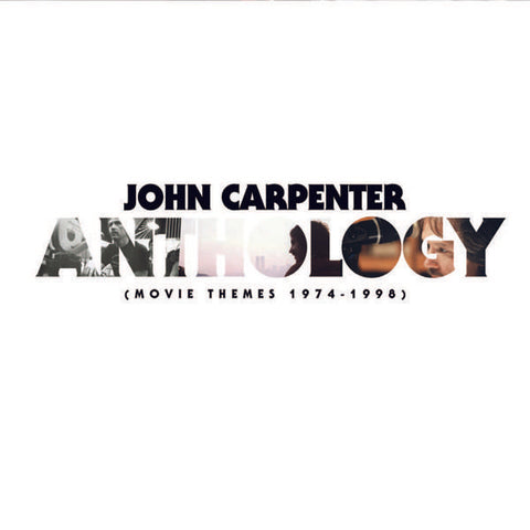 "<b>John Carpenter </b><br><i>Anthology (Movie Themes 1974 - 1998) [The Fog Over Antonio Bay Colored Vinyl w/ 7""]</i>"