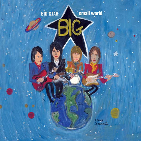 <b>Various Artists </b><br><i>Big Star: Small World [Tribute]</i>