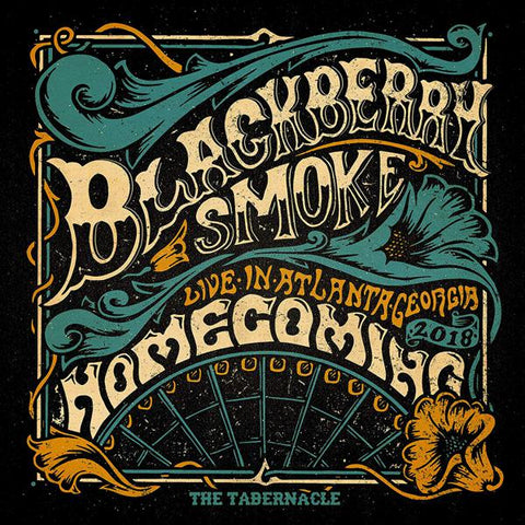 <b>Blackberry Smoke </b><br><i>Homecoming - Live In Atlanta, Georgia 2018 [Import]</i>