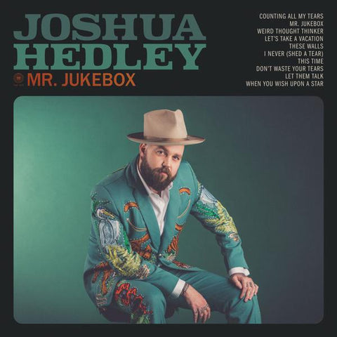 <b>Joshua Hedley </b><br><i>Mr. Jukebox [Indie-Exclusive Orange Vinyl]</i>