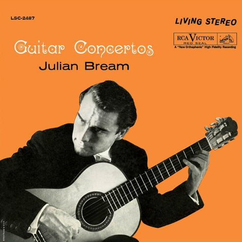 <b>Julian Bream </b><br><i>Guitar Concertos</i>