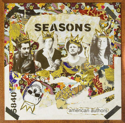 <b>American Authors </b><br><i>Seasons</i>