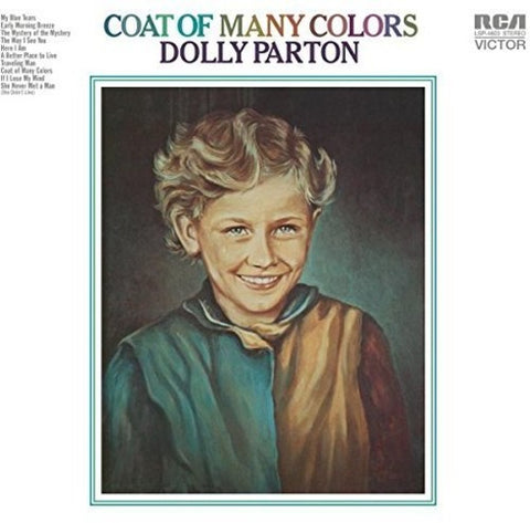 <b>Dolly Parton </b><br><i>Coat Of Many Colors [Import]</i>