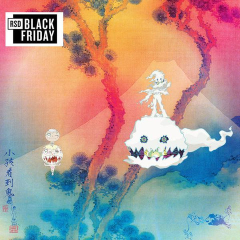 <b>Kids See Ghosts </b><br><i>Kids See Ghosts</i>