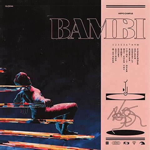 <b>Hippo Campus </b><br><i>Bambi [Indie-Exclusive Color Vinyl]</i>
