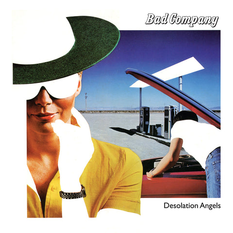 <b>Bad Company </b><br><i>Desolation Angels (40th Anniversary Edition) [Start Your Ear Off Right 2020] [2-lp, 180g]</i>