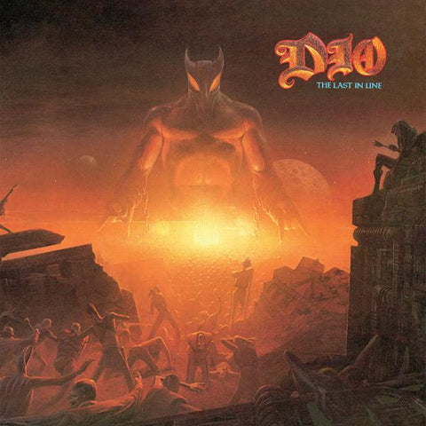 <b>Dio </b><br><i>The Last In Line [Blue Vinyl] [SYEOR 2018 Exclusive]</i>
