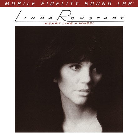 <b>Linda Ronstadt </b><br><i>Heart Like A Wheel</i>