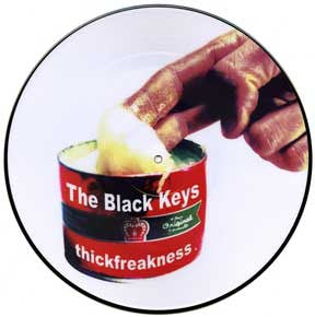 <b>Black Keys, The </b><br><i>Thickfreakness</i>