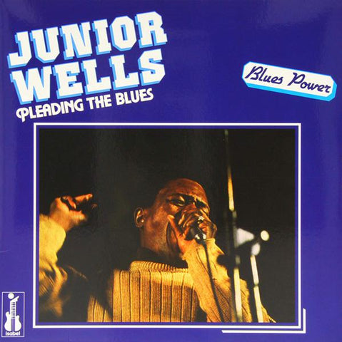 <b>Junior Wells </b><br><i>Pleading The Blues</i>