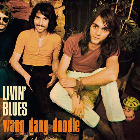 <b>Livin' Blues </b><br><i>Wang Dang Doodle [Import] [Orange Vinyl]</i>