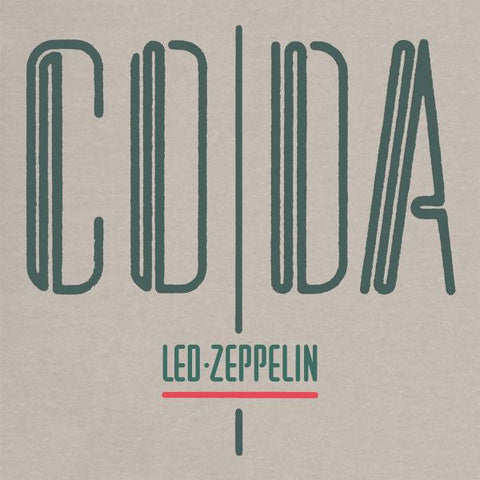 <b>Led Zeppelin </b><br><i>Coda</i>
