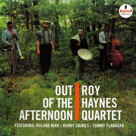 <b>Roy Haynes Quartet </b><br><i>Out Of The Afternoon [2LP, 45 RPM]</i>