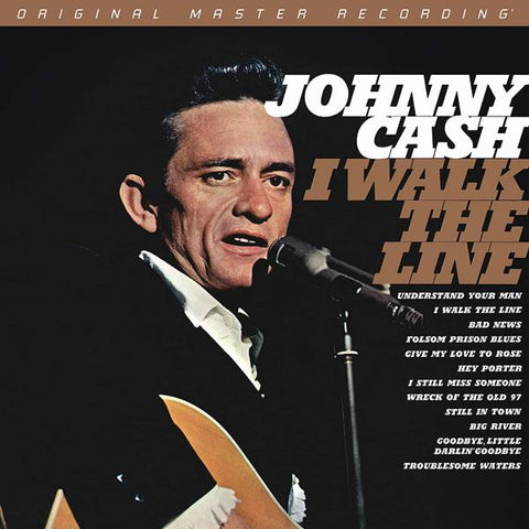 <b>Johnny Cash </b><br><i>I Walk The Line [2-lp, 45 RPM]</i>