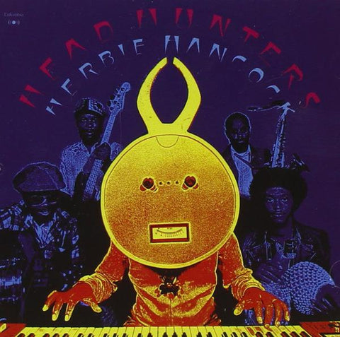 <b>Herbie Hancock </b><br><i>Head Hunters [SACD]</i>