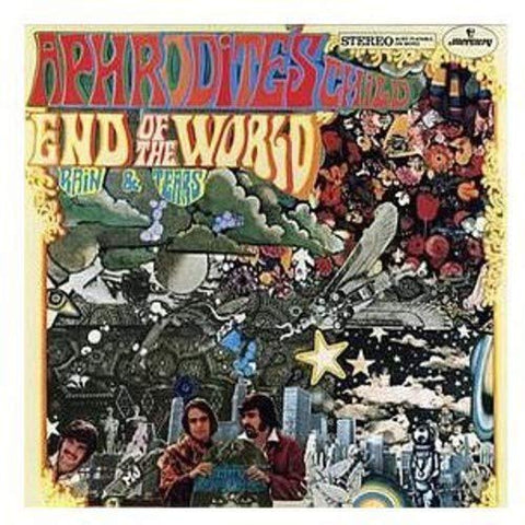 <b>Aphrodite's Child </b><br><i>End Of The World [Import]</i>