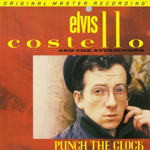 <b>Elvis Costello And The Attractions </b><br><i>Punch The Clock</i>