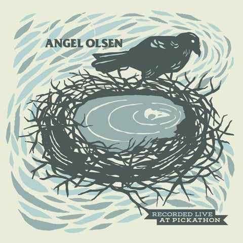 <b>Angel Olsen / Steve Gunn </b><br><i>Live At Pickathon: Angel Olsen / Steve Gunn</i>