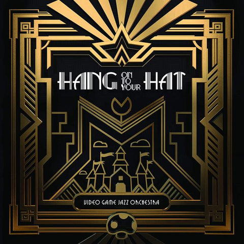 <b>Video Game Jazz Orchestra </b><br><i>Hang On To Your Hat [Gold Vinyl]</i>