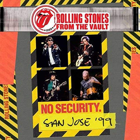 <b>The Rolling Stones </b><br><i>No Security. San Jose' '99</i>
