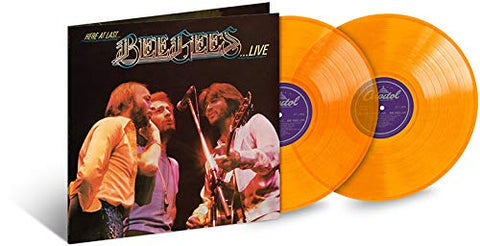 <b>Bee Gees </b><br><i>Here At Last... Bee Gees ...Live [Colored Vinyl]</i>