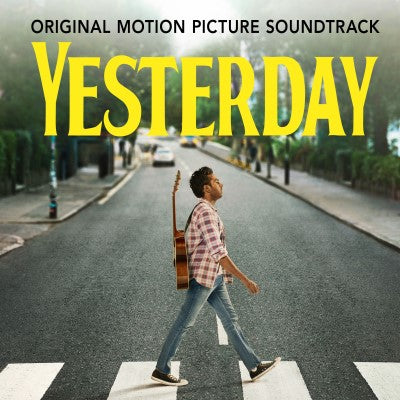 <b>Himesh Patel, Daniel Pemberton, Lily James </b><br><i>Yesterday (Original Motion Picture Soundtrack) [Indie-Exclusive Yellow Vinyl]</i>