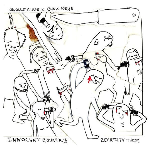 <b>Quelle Chris </b><br><i>Innocent Country [Colored Vinyl]</i>