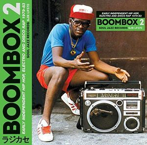 <b>Various </b><br><i>Boombox 2 (Early Independent Hip Hop, Electro And Disco Rap 1979-83)</i>