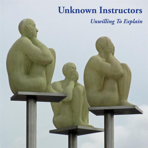 <b>Unknown Instructors </b><br><i>Unwilling To Explain</i>