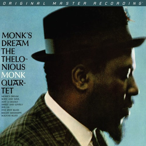 <b>The Thelonious Monk Quartet </b><br><i>Monk's Dream [SACD]</i>
