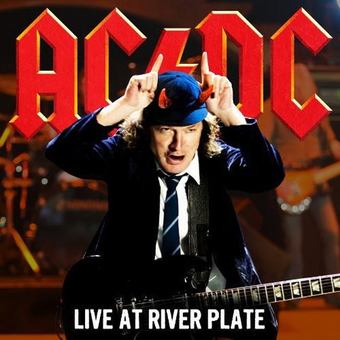 <b>AC/DC </b><br><i>Live At River Plate [Import]</i>