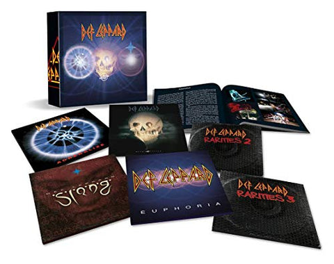 <b>Def Leppard </b><br><i>Volume Two [10-lp Box Set]</i>