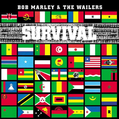 <b>Bob Marley & The Wailers </b><br><i>Survival [Half-Speed Mastered]</i>